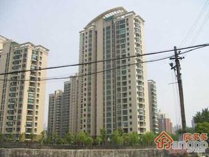 大上海城市花园小区图片