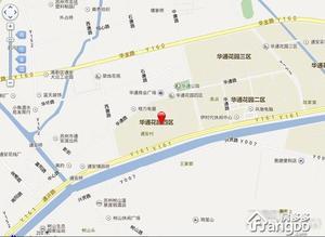 华通花园四区小区图片