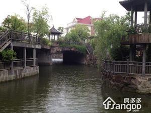 明丰环湖花园小区图片