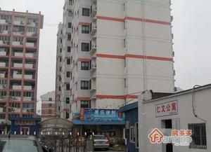 仁文公寓小区图片