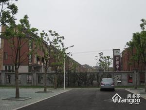 绿色家园小区图片