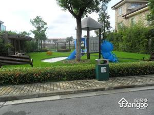 罗山绿洲别墅小区图片