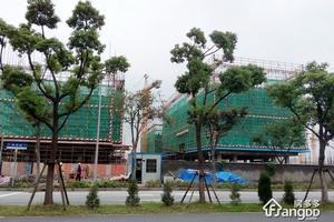 恒基旭辉中心小区图片