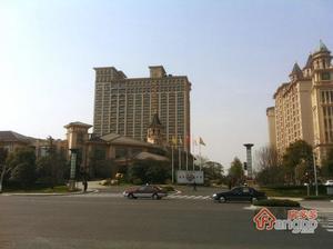 浦东星河湾小区图片