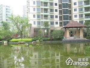 自由水岸花园小区图片