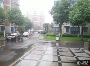 恒杰丁香花园小区图片