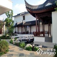 上南兰庭苑小区图片