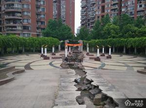 上海花城小区图片