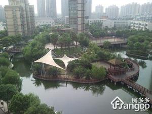 宝莲湖景园小区图片