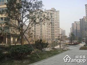 经纬城市绿洲一期小区图片