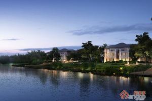 大华兰湖天境小区图片