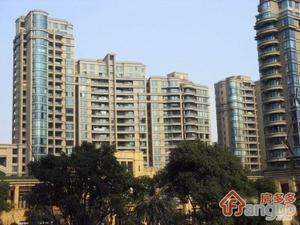 上海绿城小区图片