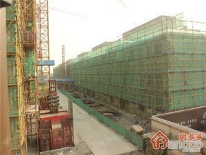 宝业万华城小区图片