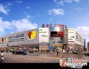 亿丰时代广场小区图片