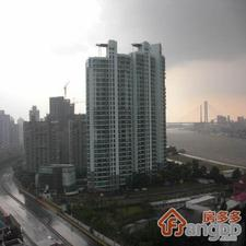 滨江大楼小区图片