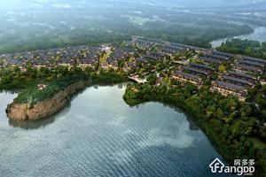 朗诗绿洲天屿小区图片