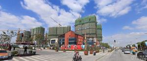 马桥万科城小区图片