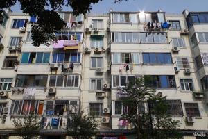 三元二村小区图片