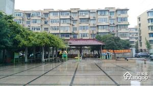 宝山二村小区图片