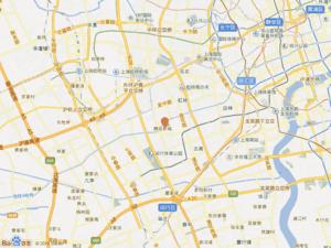 大上海国际花园酒店公寓小区图片