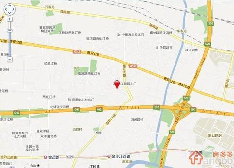 江桥三村四街坊