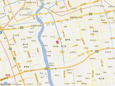 新浦江城五七期(浦申路1288弄)