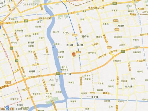 浦江世博家园十二街坊