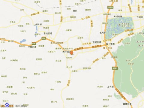 闲林埠钼铁矿