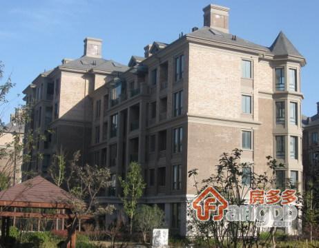 水韵紫城 2居 小区图